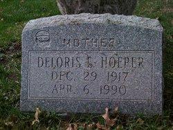 Deloris E <i>Chadd</i> Hoeper