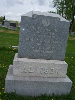Jane G. <i>Van Buskirk</i> Allison