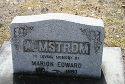 Marion Edward Almstrom