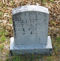 Penelope Emmaline <i>Gober</i> Elliott