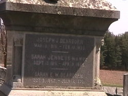Sarah <i>Jenness</i> Dearborn
