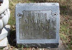 Maude M. DeLano
