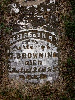 Elizabeth A. Browning