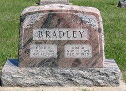 Ada M Bradley