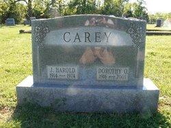 Dorothy L <i>Osborne</i> Carey