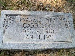 Frankie Inez Garrison