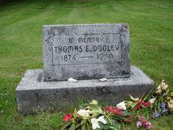Thomas E Dooley