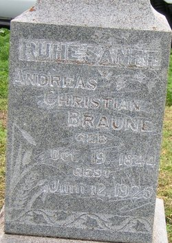 Andreas Christian Braune