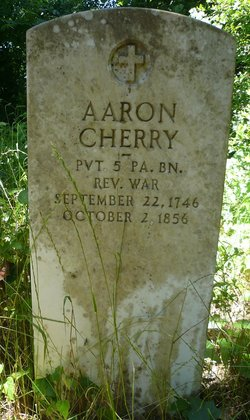 Aaron Cherry