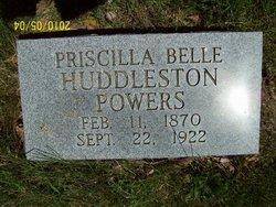Priscilla Belle <i>Huddleston</i> Andis