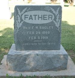 Rev F M Bagley