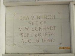Era Vashti <i>Bunch</i> Eckhart