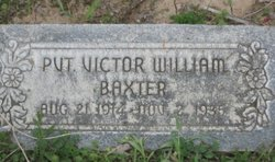 Victor William Baxter