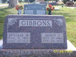 Lucille Marion <i>Broadfoot</i> Gibbons
