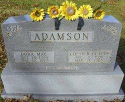 Chester Claude Adamson