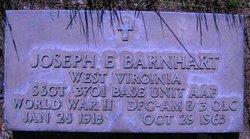 Joseph Emmitt Joe Barnhart