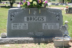 Mildred Lucille <i>Reneau</i> Briggs