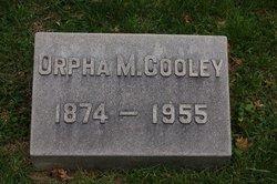 Orpha <i>Miller</i> Cooley
