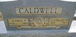 Alfred P Caldwell