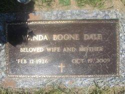 Wanda <i>Boone</i> Dale