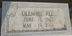 Clemmie Ree Henderson
