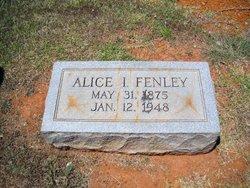 Alice Ione Fenley