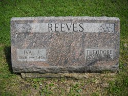 Theodore Daniel Reeves