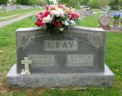 Rachel Mae <i>Sampson</i> Gray