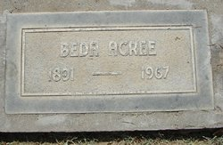 Beda <i>Bufford</i> Acree