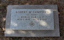 Robert W Cumpsten