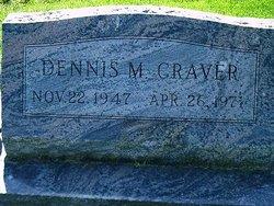 Sgt Dennis Martin Craver