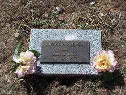 Arthur Charles Bud Palmer