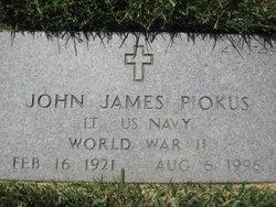 Lieut John James Poikus