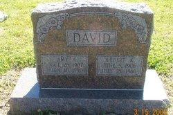 Amy A. <i>Wyatt</i> David
