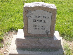 Dorothy M. <i>Ford</i> Kendall