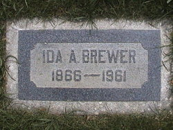 Ida Augusta <i>Tracy</i> Brewer