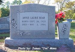 Annie Laurie Bear