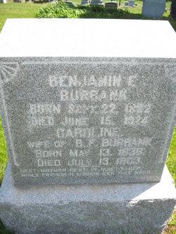 Caroline Burbank