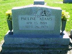 Pauline Sempiterna <i>Guzzi</i> Adams