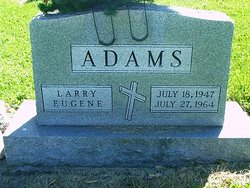 Larry Eugene Adams
