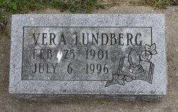 Vera <i>Allfree</i> Lundberg