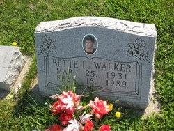 Bette L. Walker