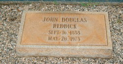 John Douglas Reddick