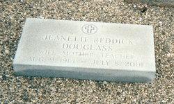 Ettie Virginia Jeanette <i>Reddick</i> Douglas