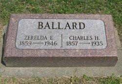Zerelda Ellen <i>Heavenridge</i> Ballard