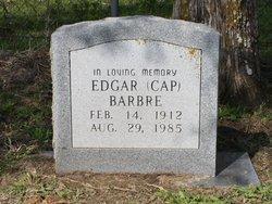 Edgar Cap Barbre