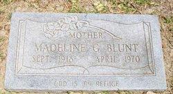 Madeline Gladys <i>Hampton</i> Blunt
