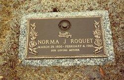 Norma Jean <i>Knapp</i> Roquet