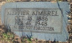 Kieffier Kimbrel