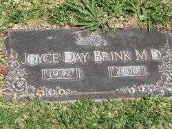 Dr Joyce <i>Day</i> Brink